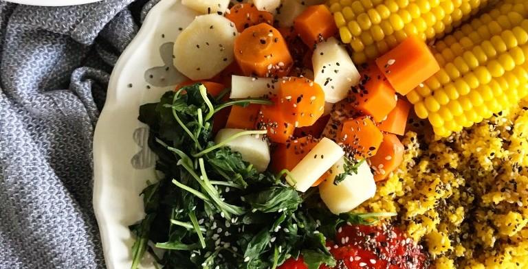 Kuskus so zeleninou
