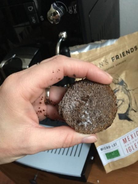 Soc z našej kávy nepatrí do koša!
