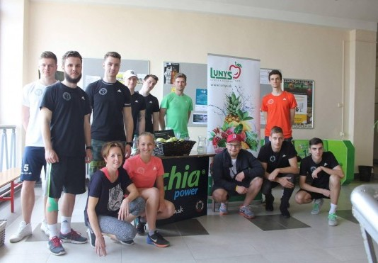 Chia power sponzorom STAIRS CHALLENGE na Fakulte managementu UK