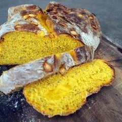 Tekvicový netradičný chlieb- Recepty