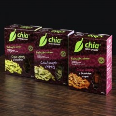 Chia chipsy bezlepkové - E-shop