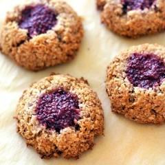 Kokosky s chia marmeládou - Recepty