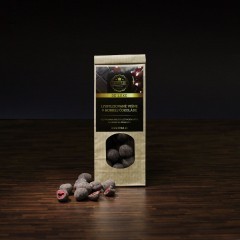 Mrazom sušené višnev horkej čokoláde50g