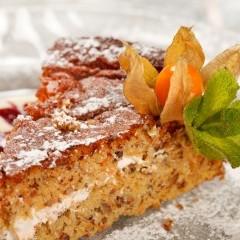Mrkvová slávnostná torta - Recepty