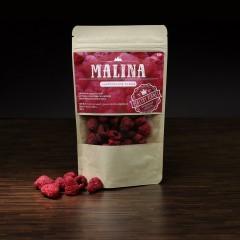 Mrazom sušené ovocie Malina